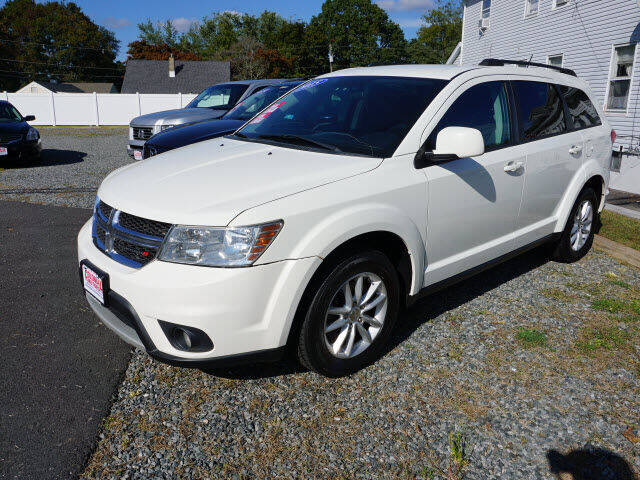 2015 Dodge Journey for sale at Colonial Motors in Mine Hill NJ