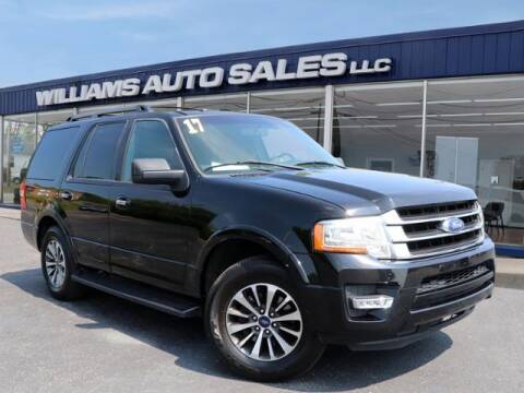 2017 Ford Expedition for sale at Williams Auto Sales, LLC in Cookeville TN