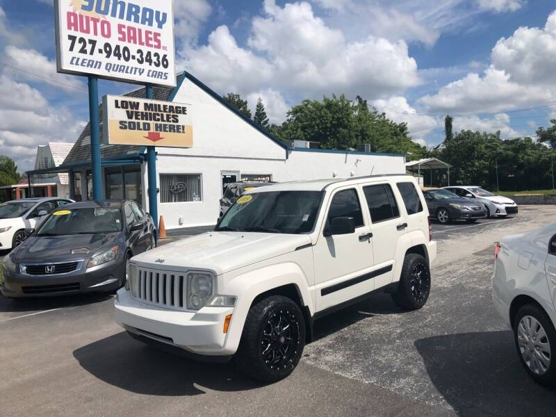 2009 Jeep Liberty for sale at Sunray Auto Sales Inc. in Holiday FL