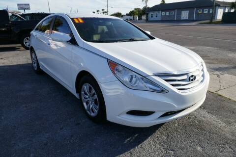 2011 Hyundai Sonata for sale at J Linn Motors in Clearwater FL
