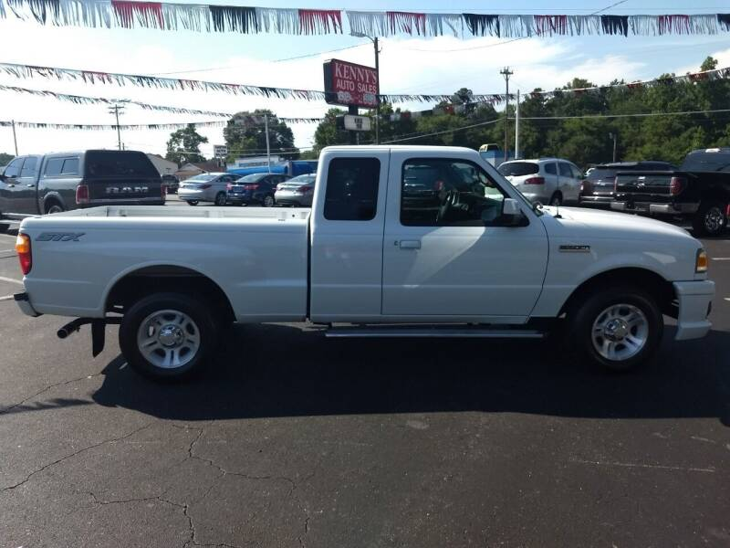 2007 Ford Ranger for sale at Kenny's Auto Sales Inc. in Lowell NC