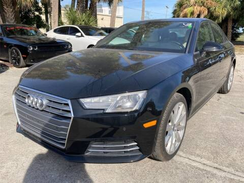 2017 Audi A4 for sale at Florida Fine Cars - West Palm Beach in West Palm Beach FL