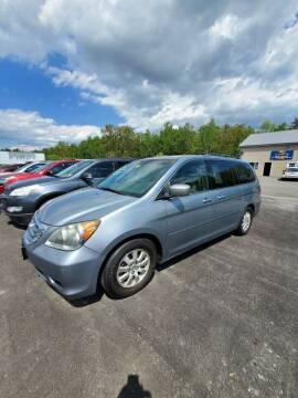 2008 Honda Odyssey for sale at Jeff's Sales & Service in Presque Isle ME
