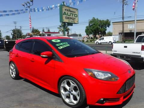 2014 Ford Focus for sale at HILMAR AUTO DEPOT INC. in Hilmar CA