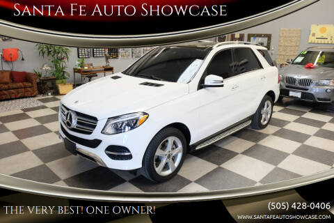 2018 Mercedes-Benz GLE for sale at Santa Fe Auto Showcase in Santa Fe NM