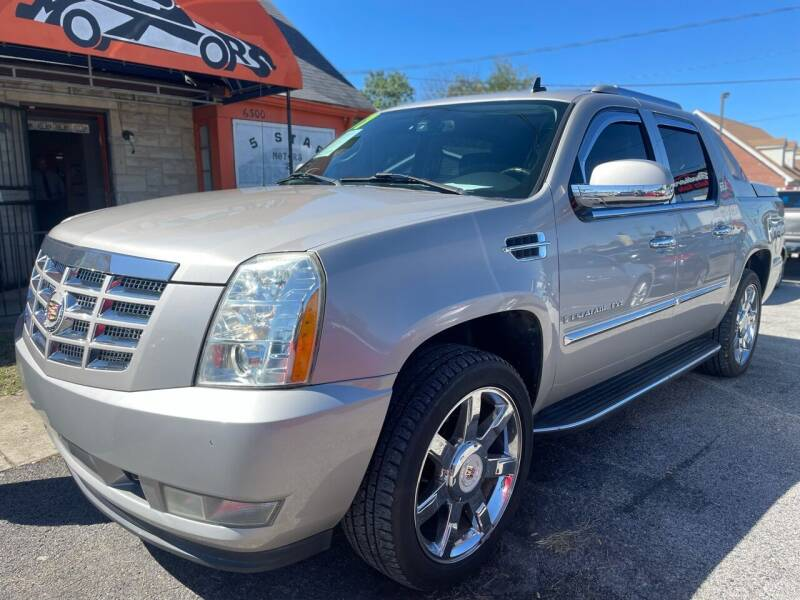 2007 Cadillac Escalade EXT for sale at 5 STAR MOTORS 1 & 2 in Louisville KY