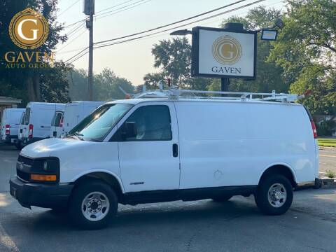 2005 Chevrolet Express Cargo for sale at Gaven Auto Group in Kenvil NJ