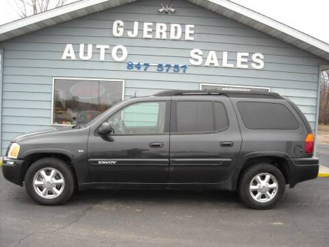 2005 GMC Envoy XL for sale at GJERDE AUTO SALES in Detroit Lakes MN