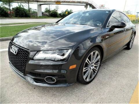 2012 Audi A7 for sale at SARCO ENTERPRISE inc in Houston TX