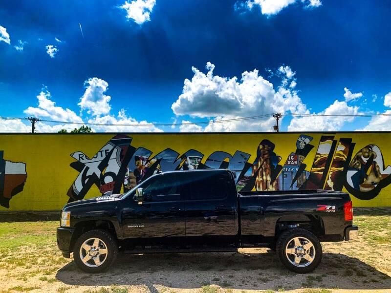 2012 Chevrolet Silverado 2500HD for sale at Mickdiesel Motorplex in Amarillo TX