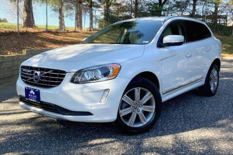 2016 Volvo XC60 for sale at TRUST AUTO in Sykesville MD