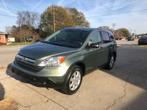 2009 Honda CR-V for sale at E Motors LLC in Anderson SC