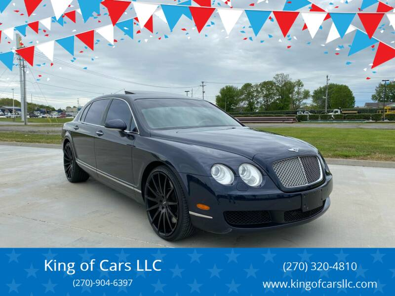 2006 Bentley Continental for sale at King of Cars LLC in Bowling Green KY