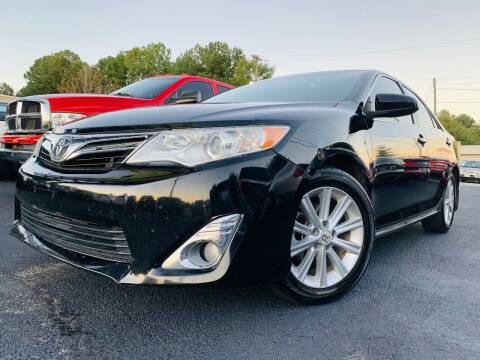 2012 Toyota Camry for sale at North Georgia Auto Brokers in Snellville GA