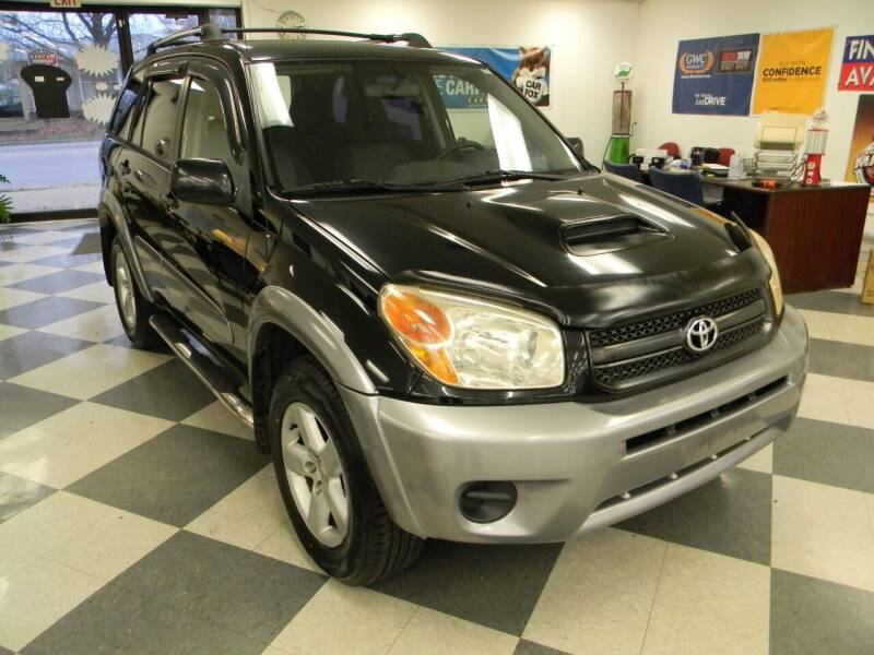 2004 Toyota RAV4 for sale at Lindenwood Auto Center in St.Louis MO