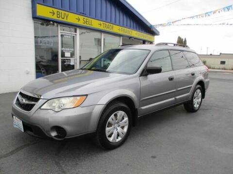 2009 Subaru Outback for sale at Affordable Auto Rental & Sales in Spokane Valley WA