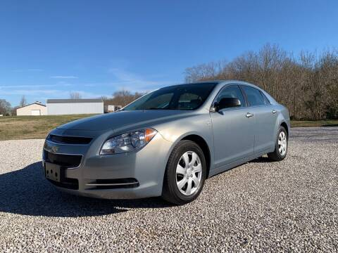 2008 Chevrolet Malibu for sale at 64 Auto Sales in Georgetown IN