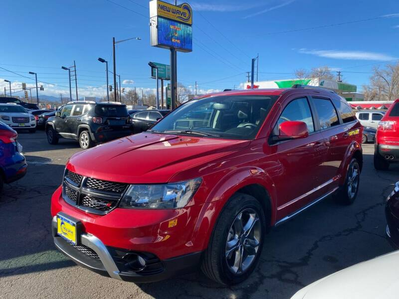 2018 Dodge Journey for sale at New Wave Auto Brokers & Sales in Denver CO