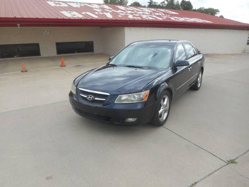 2007 Hyundai Sonata for sale at DFW Auto Leader in Lake Worth TX