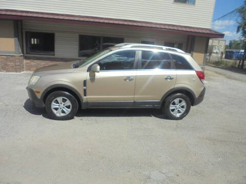 2008 Saturn Vue for sale at Settle Auto Sales TAYLOR ST. in Fort Wayne IN