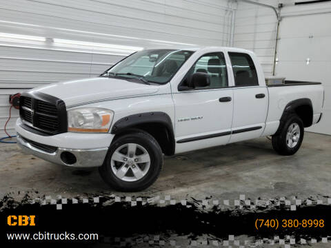2006 Dodge Ram Pickup 1500 for sale at CBI in Logan OH