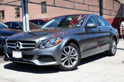 2018 Mercedes-Benz C-Class for sale at HILLSIDE AUTO MALL INC in Jamaica NY