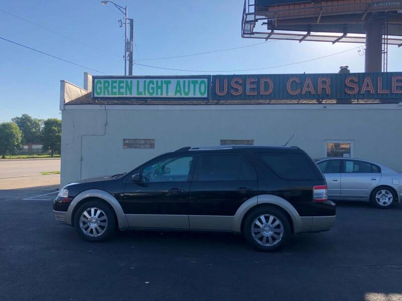 2008 Ford Taurus X for sale at Green Light Auto in Sioux Falls SD