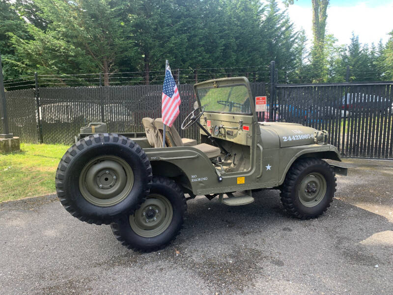 1968 Jeep CJ-5 for sale at Wild About Cars Garage in Kirkland WA