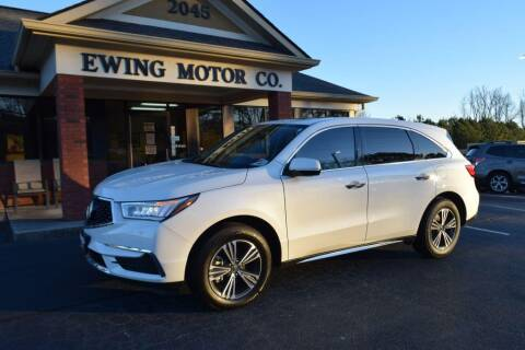 2017 Acura MDX for sale at Ewing Motor Company in Buford GA