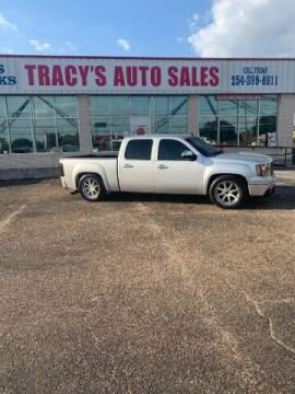 2013 GMC Sierra 1500 for sale at Tracy's Auto Sales in Waco TX