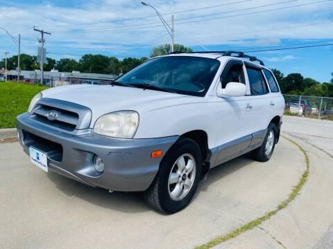 2005 Hyundai Santa Fe for sale at Xtreme Auto Mart LLC in Kansas City MO
