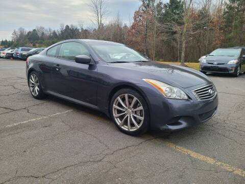 2008 Infiniti G37 for sale at Lexton Cars in Sterling VA