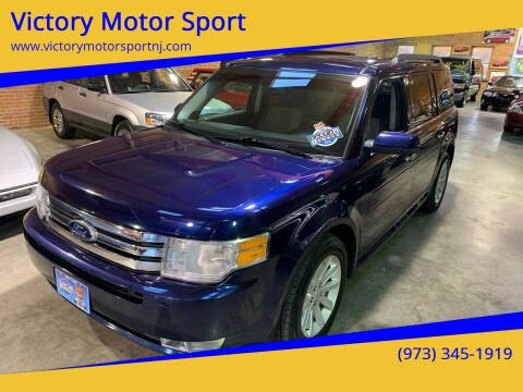 2011 Ford Flex for sale at Victory Motor Sport in Paterson NJ