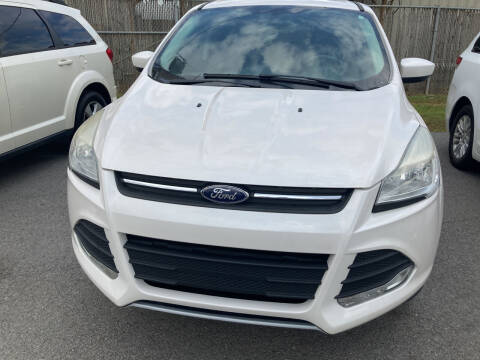 2015 Ford Escape for sale at Auto Credit Xpress in North Little Rock AR