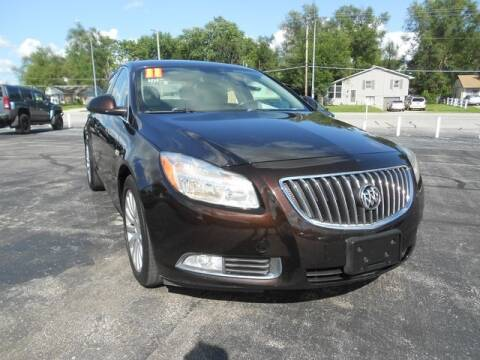 2011 Buick Regal for sale at Kansas City Motors in Kansas City MO