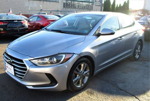 2017 Hyundai Elantra for sale at Exem United in Plainfield NJ