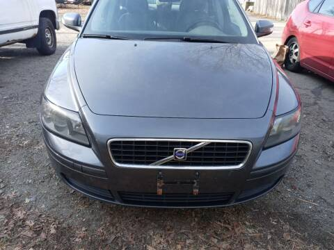 2007 Volvo S40 for sale at Maple Street Auto Sales in Bellingham MA