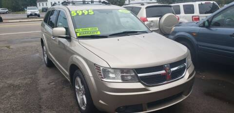 2009 Dodge Journey for sale at TC Auto Repair and Sales Inc in Abington MA