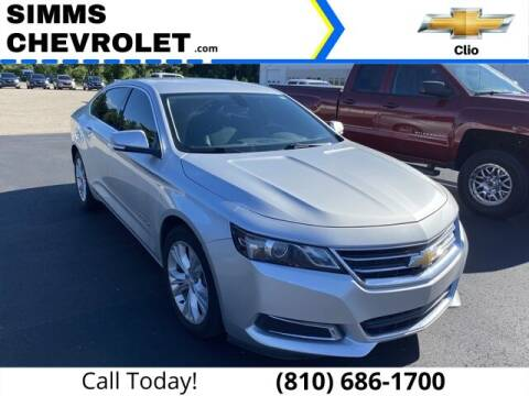 2014 Chevrolet Impala for sale at Aaron Adams @ Simms Chevrolet in Clio MI