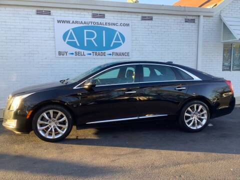 2017 Cadillac XTS for sale at ARIA  AUTO  SALES in Raleigh NC