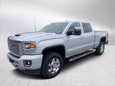 2019 GMC Sierra 3500HD for sale at Fitzgerald Cadillac & Chevrolet in Frederick MD