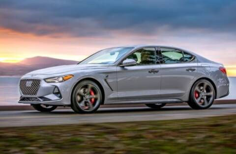 2022 Genesis G70 for sale at Diamante Leasing in Brooklyn NY