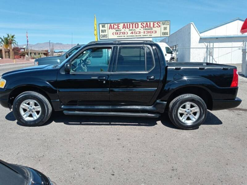 2005 Ford Explorer Sport Trac for sale at ACE AUTO SALES in Lake Havasu City AZ