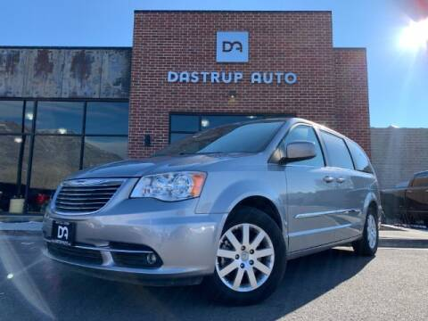 2015 Chrysler Town and Country for sale at Dastrup Auto in Lindon UT