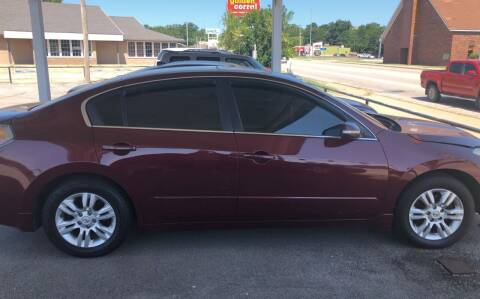 2011 Nissan Altima for sale at Claremore Motor Company in Claremore OK