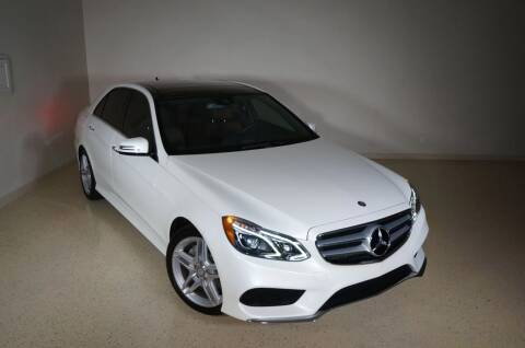 2014 Mercedes-Benz E-Class for sale at TopGear Motorcars in Grand Prarie TX