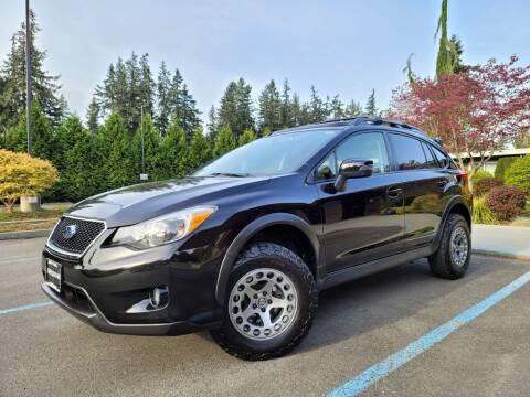 2015 Subaru XV Crosstrek for sale at Silver Star Auto in Lynnwood WA