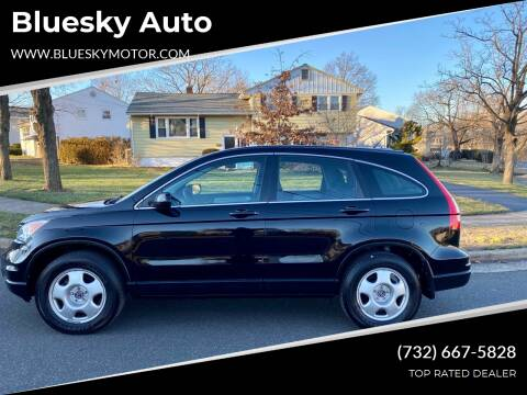 2010 Honda CR-V for sale at Bluesky Auto in Bound Brook NJ