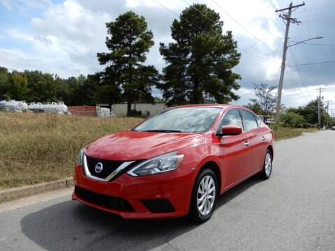 2018 Nissan Sentra for sale at United Traders Inc. in North Little Rock AR