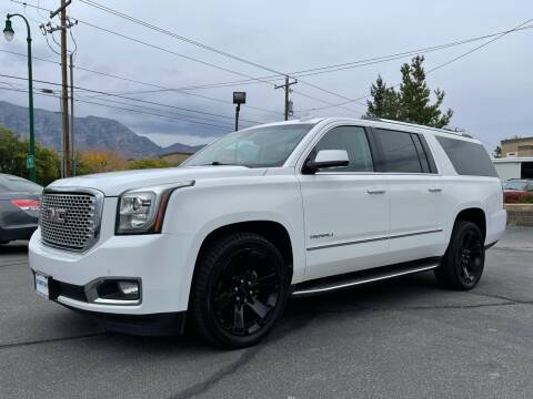 2016 GMC Yukon XL for sale at Ultimate Auto Sales Of Orem in Orem UT
